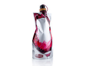 Bukłak GSI Soft Sided Wine Carafe 750 ml