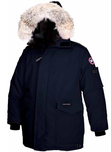 canada goose płaszcz męskie