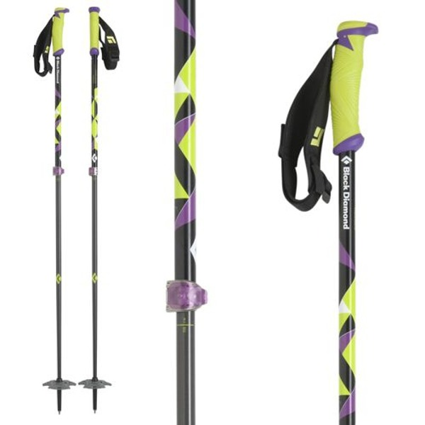 Kijki Black Diamond Carbon Probe Ski Pole