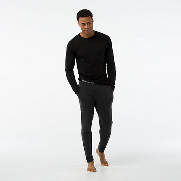 Męskie Getry Smartwool Merino Jogger Bottom 250