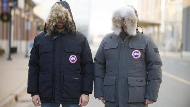 canada goose płaszcz oryginalne