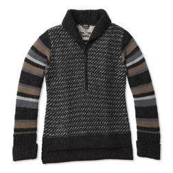 Damski Sweter Smartwool Chup Potlach 1/2 Zip Sweater