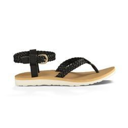 Damskie Sandały Teva Original Sandal Leather Braid