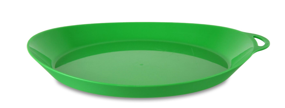 Ellipse Plate, Green LIFEVENTURE zielony talerz