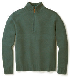 Męski Sweter Smartwool Ripple Ridge Half Zip Sweater