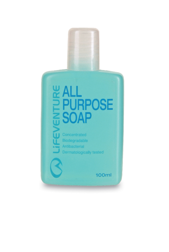 Uniwersalne Mydło w Płynie All Purpose Soap 200ml Lifeventure