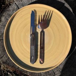Widelec Swiss Advance Saiga Cutlery Fork
