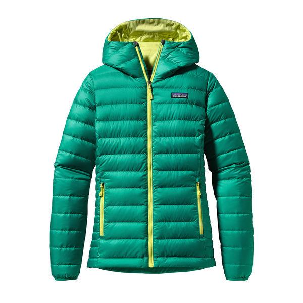 74c13c6802632 ... Damska Kurtka Patagonia Down Sweater Hoody. Kliknij na zdjęcie, aby je  powiększyć