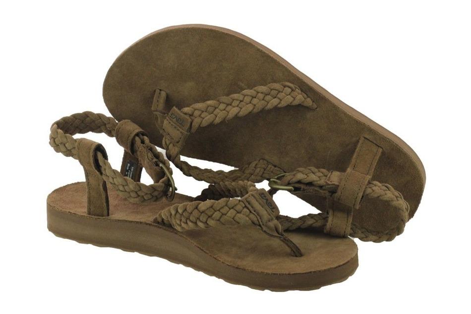 Sandały Teva W'S Original Sandal Suede Braid 39