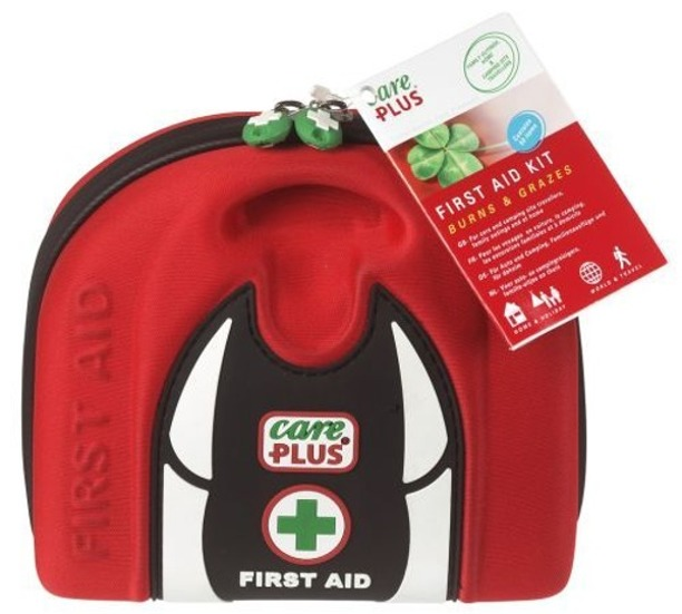 Apteczka Care Plus First Aid Kit Burns & Grazes