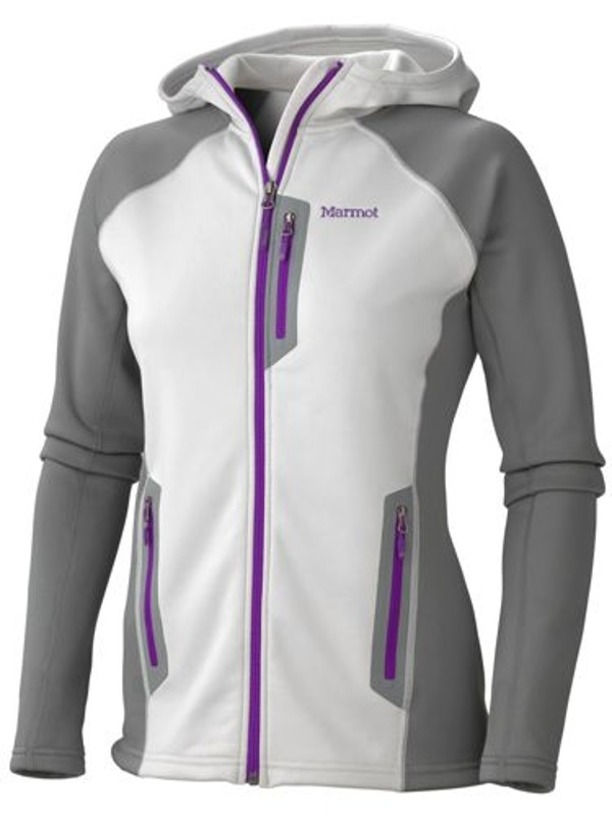 Damska Kurtka Polarowa Marmot Power Stretch Hoody