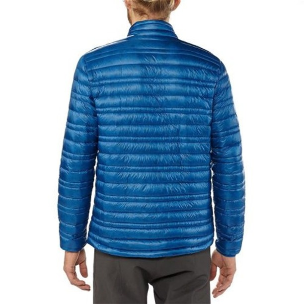 Kurtka Patagonia Ultralight Down Jacket Blue
