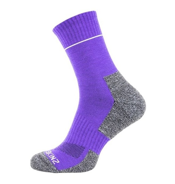 Skarpety Sealskinz Solo Quickdry Ankle Length Sock